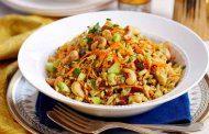 سالاد برنج هندی