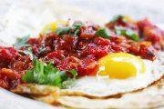 صبحانه مکزیکی (Huevos Rancheros)