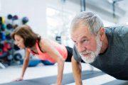 آمادگی جسمانی در پیری
