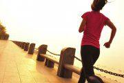 دویدن با شکم خالی برای لاغری مفید است