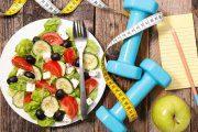 ورزش و تغذیه درست