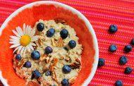 صبحانه بلوبری و پرک کینوا در 90 ثانیه