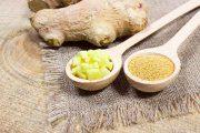 زنجبیل ارگانیک و کاهش سطح قند خون