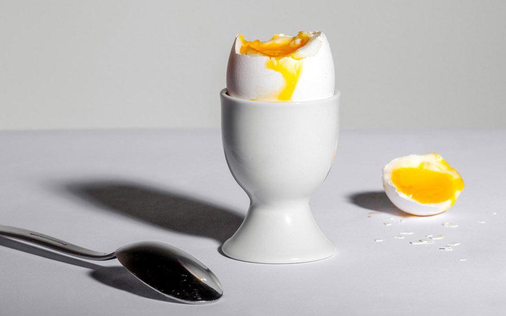 تخم مرغ و کلسترول