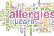 انواع آلرژی
