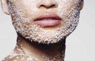 خواص نمک دریا برای پوست