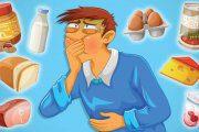 درمان عدم تحمل غذاها