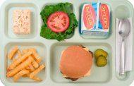 ناهار مدرسه