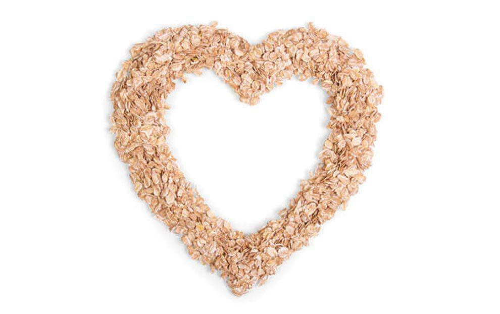 جو دو سر (یولاف) به عنوان گیاه قلبی