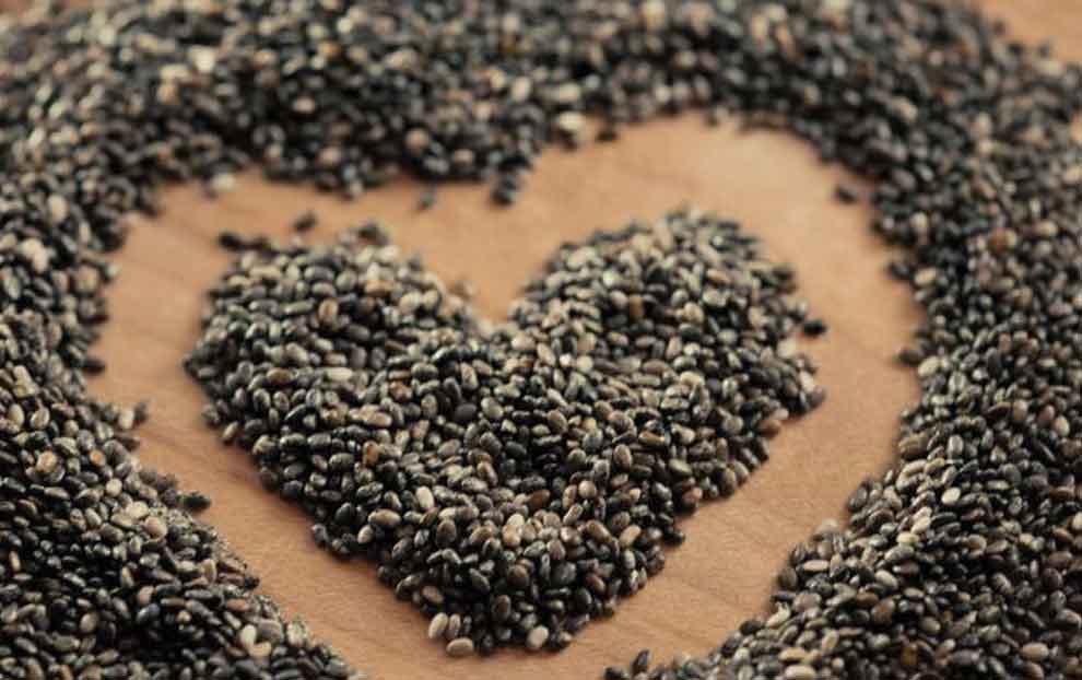 راه های استفاده از دانه چیا