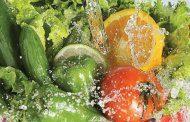 روشی کاملاً غلط برای شستشوی سبزیجات