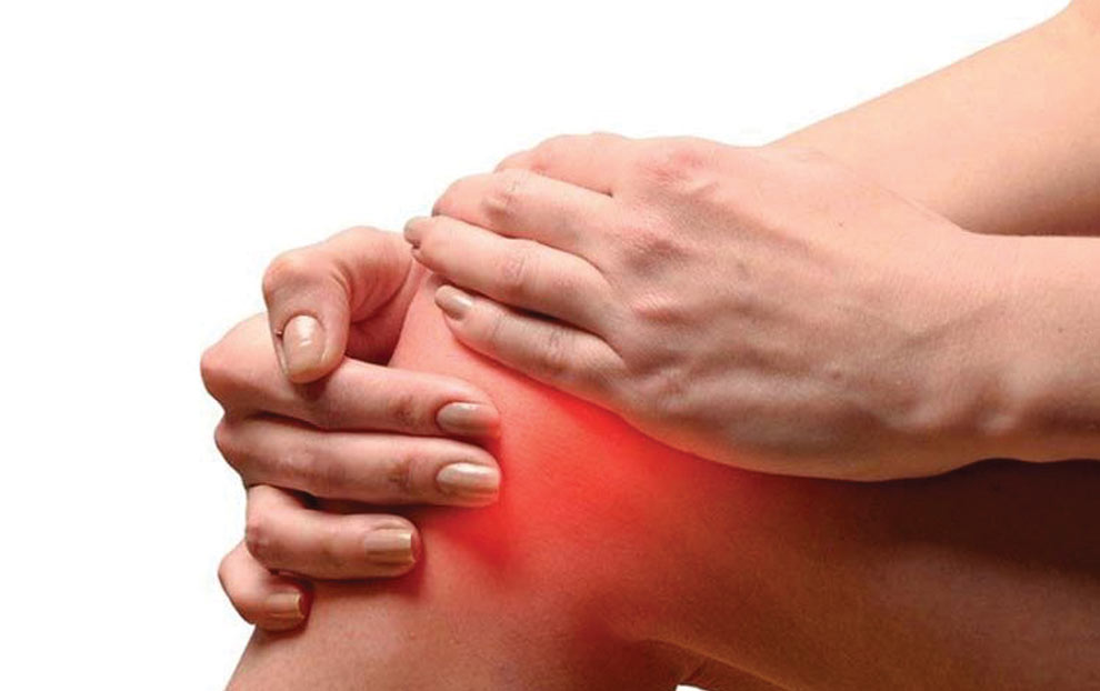 زنجبیل ارگانیک و درد مفاصل