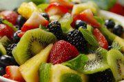 سالاد میوه ای پایه