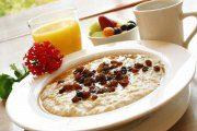 صبحانه لذیذ با بلغور جو دوسر