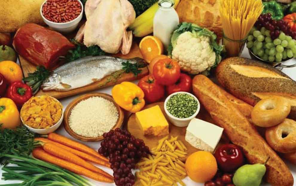 غذای مناسب هفتگی دیابتی های گروه خونی O