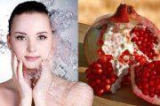 ماسک خانگی انار برای پوست