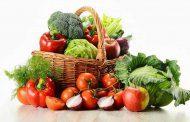 کالری سبزیجات