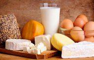 کالری لبنیات و تخم مرغ