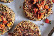 کتلت کینوا پرک مخصوص گیاه خواران