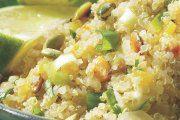 کینوا با طبخ لاتینی