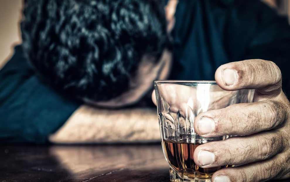 آنسفالوپاتی الکل
