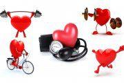 تأثیر ورزش بر سلامت قلب