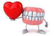 رابطه دندان و بیماری های قلبی
