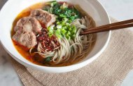 طرز تهیه سوپ نودل ژاپنی