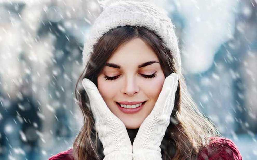 مراقبت از پوست، مو و ناخن در فصل سرما