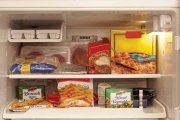 نگهداری مواد غذایی در فریزر