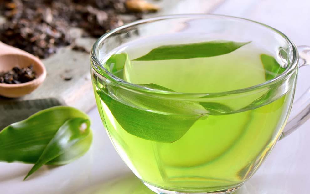 چای سبز و کبد چرب