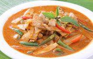 کاری مرغ تایلندی