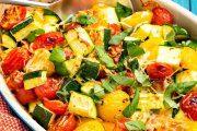 6 دستور پخت مختلف برای سبزیجات