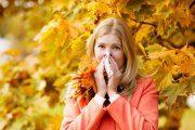 آلرژی در فصل پاییز