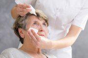 بیماری های چشم در پیری