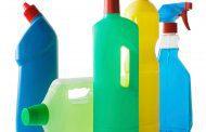 جلوگیری از مسمومیت با مواد شوینده