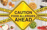 حساسیت های غذایی