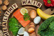 غذاهای مفید برای موهای سالم