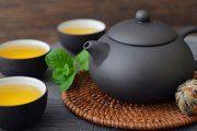 چای سبز و قهوه ضد کبد چرب