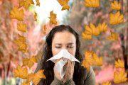 چند نکته برای بهبود آلرژی پاییزی