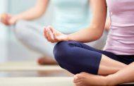 چهار حرکت یوگا برای کاهش وزن