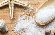 خاصیت نمک دریا برای پاکسازی و از بین بردن انگل موجود در بدن