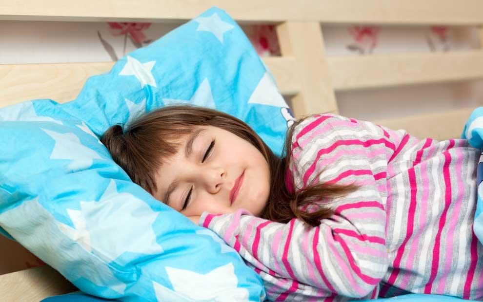 درمان خانگی بی قراری و اختلالات خواب در کودک گروه خون O