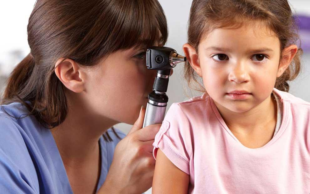 درمان خانگی عفونت گوش در کودک گروه خونی O