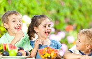 رژیم غذایی، کلید سلامتی و شادی کودکان
