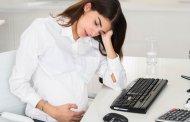 مبارزه با خستگی مفرط و استرس در سه ماهه سوم بارداری