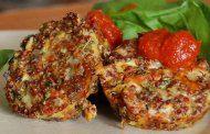 مینی پیتزا کینوا (برای 4 نفر)