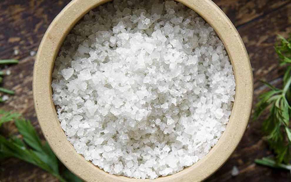 نمک درمانی چیست؟