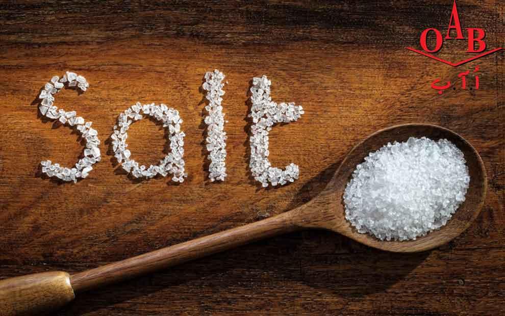 کدام نمک فشار خون را بالا نمی برد!!