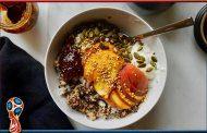 کینوا، غذای عالی برای ورزشکاران